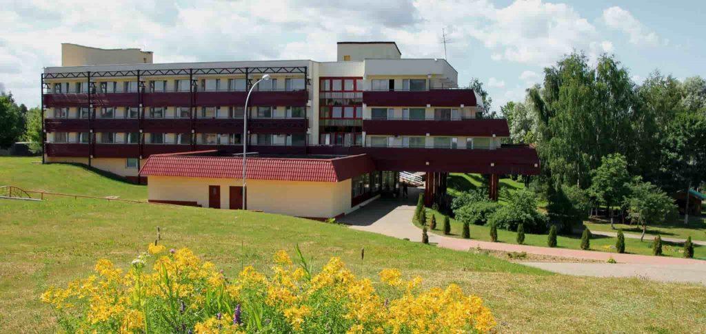 гостиничный комплекса Ратомка