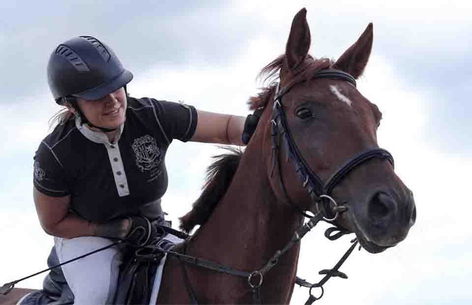 Набор в школу конного спорта
