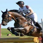 мастер спорта по конному спорту Зеленко